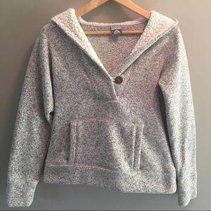Nike ACG Heathered Grey Hoodie Sweatshirt Size M